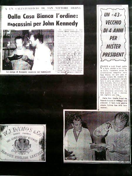 JFK clippings