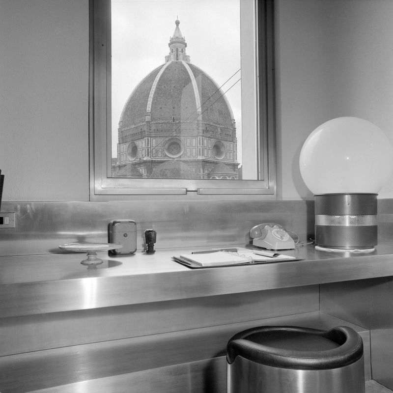 12. Estorick Casali - View from Florence apartment