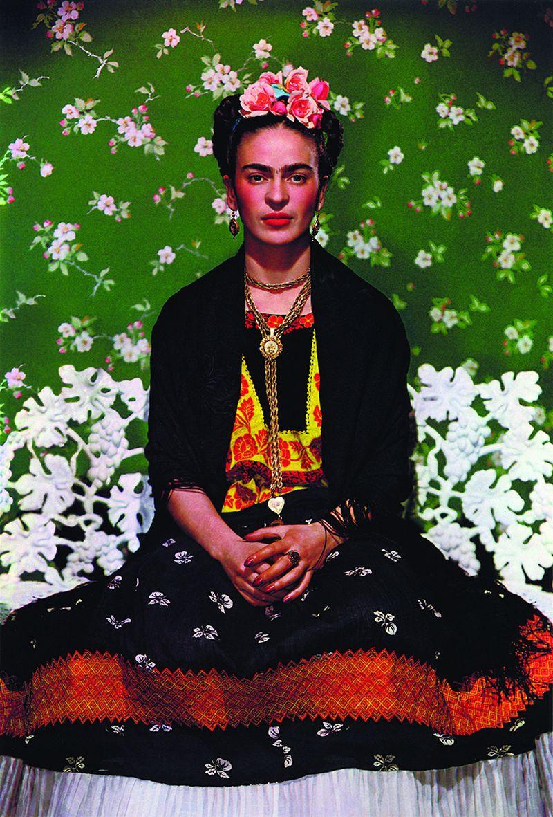 Nickolas Muray_Frida Kahlo