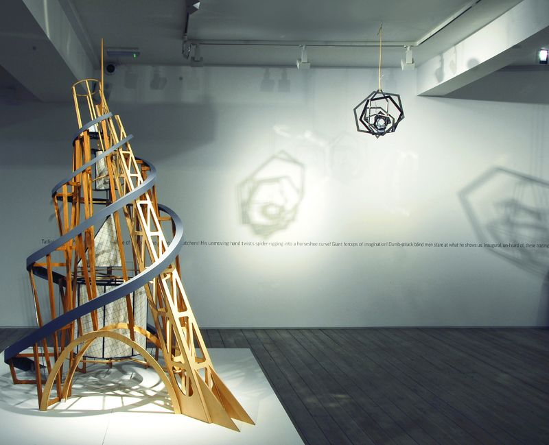 Exhibition View. Photo Henry Milner. Courtesy of GRAD Gallery of Russian Arts and Design