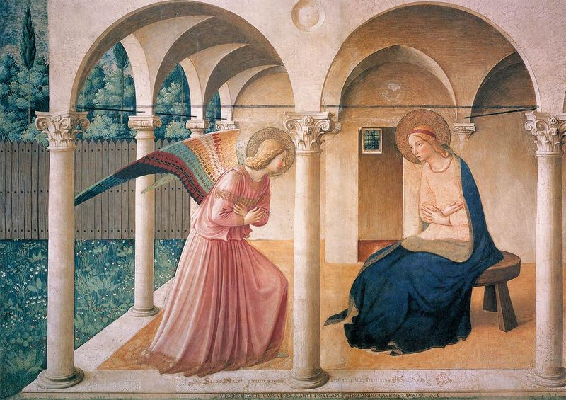 Annunciation_FraAngelico