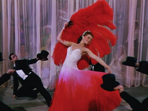 The Girl On The Magazine Cover From Easter Parade Irenebrination