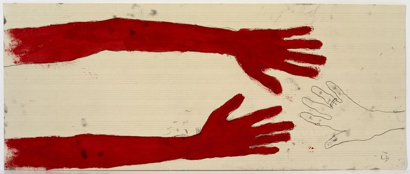 Louise_Bourgeois_10_am_is_when_you_come_to_me_2006