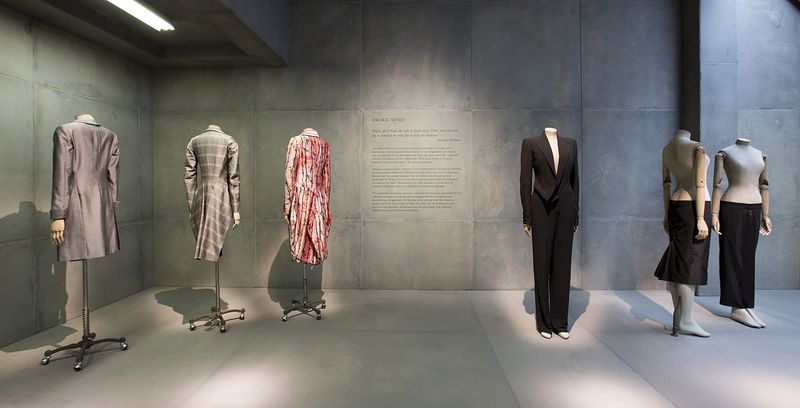 2._Installation_view_of_Savage_Mind_gallery_Alexander_McQueen_Savage_Beauty_at_the_VA_c_Victoria_and_Albert_Museum_London