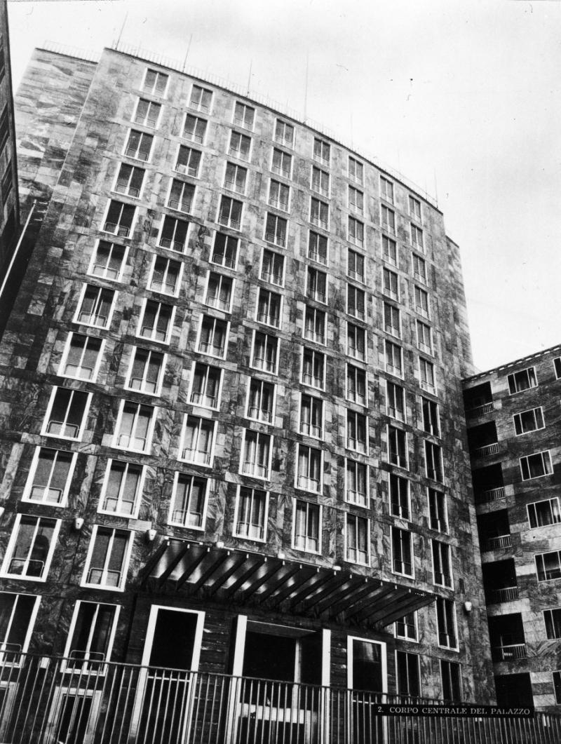 GioPonti_PalazzoMontecatini_1936