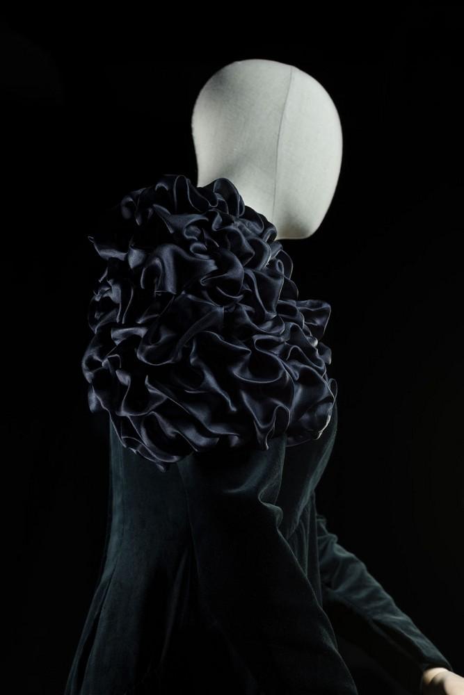 Incantesimi_Salome  detail  1987  costume by Versace