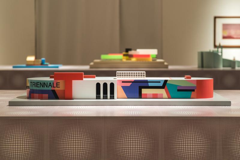 Abet Laminati_Atelier Mendini Le Architetture_Triennale_La Triennale Incheon_f