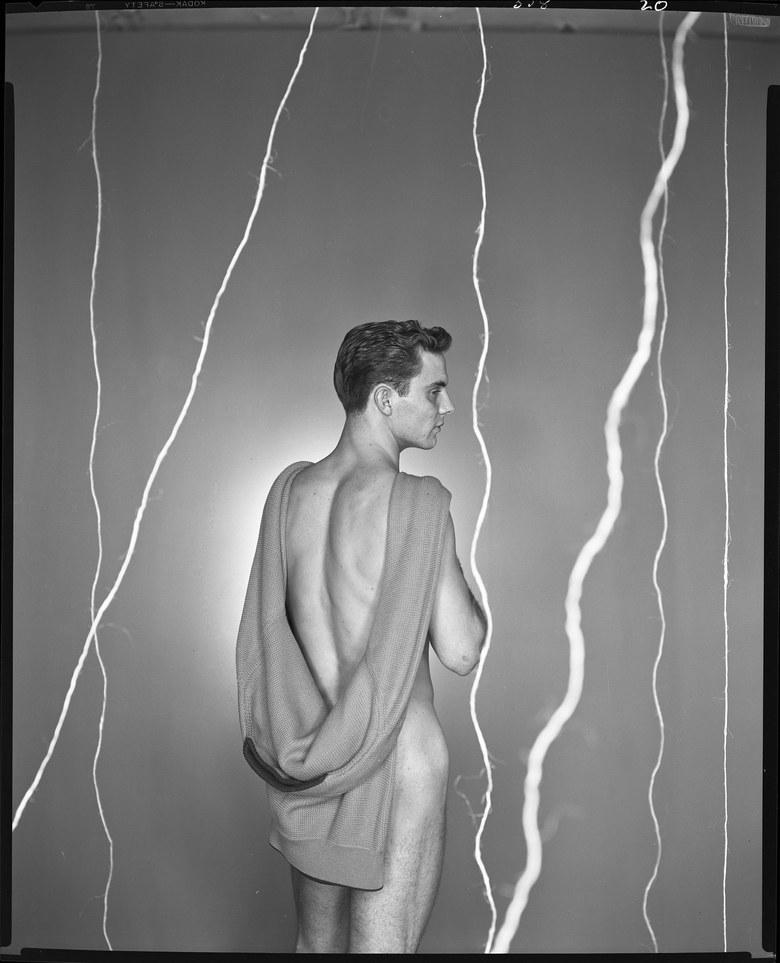 Transmissions_George Platt Lynes  Ralph McWilliams  1952