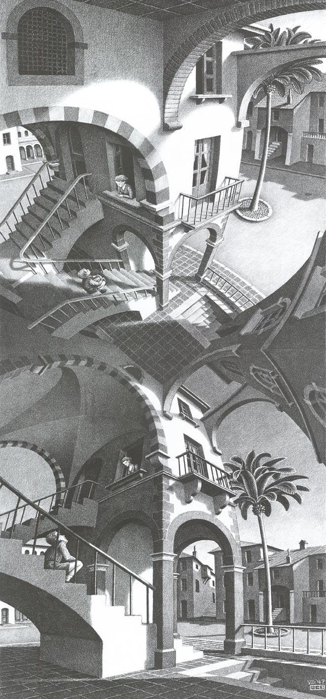 Escher®_Jannelli&Volpi_23182_UP e Down