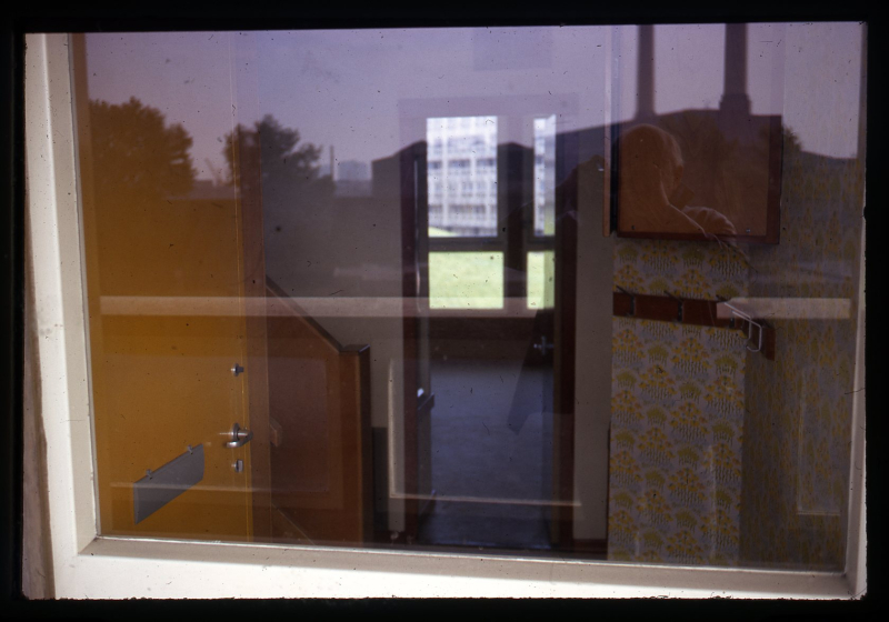 Slides of interiors circa 1970  by Peter Smithson. Courtesy of The Smithson Family Collection (2)