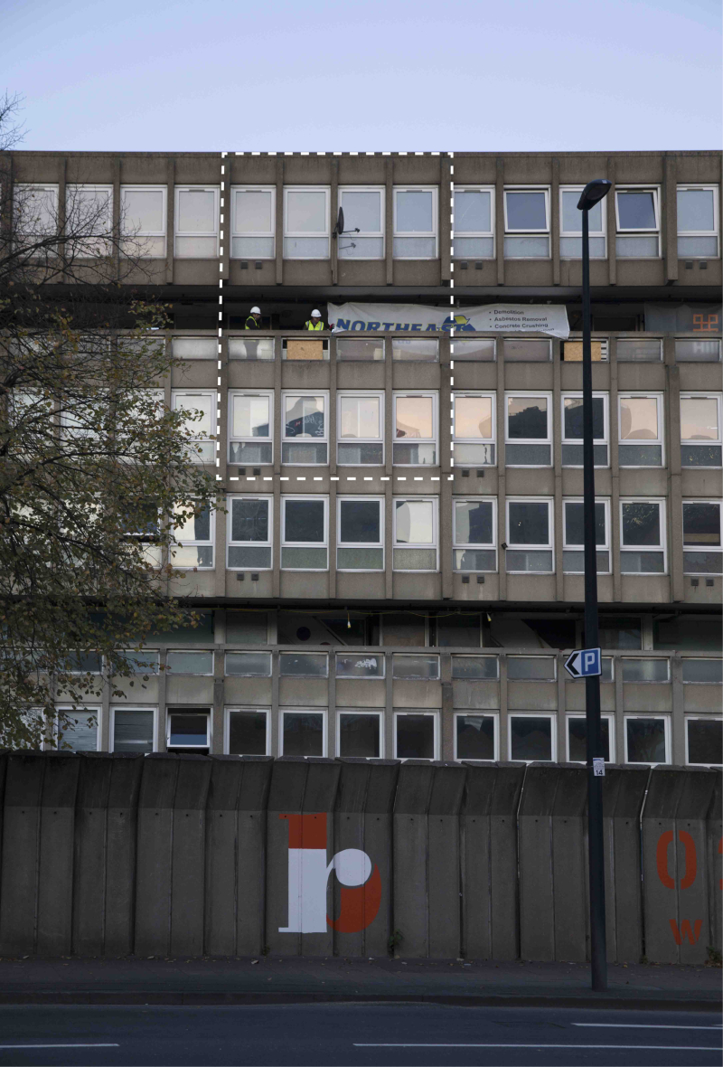 Robin Hood Gardens  completed 1972  designed by Alison and Peter Smithson -¬ The Victoria and Albert Museum_d