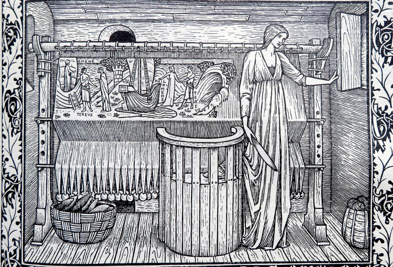 Yale_w.h._hooper_after_edward_burne-jones_wood_engraving_detail_from_geoffrey_chaucer