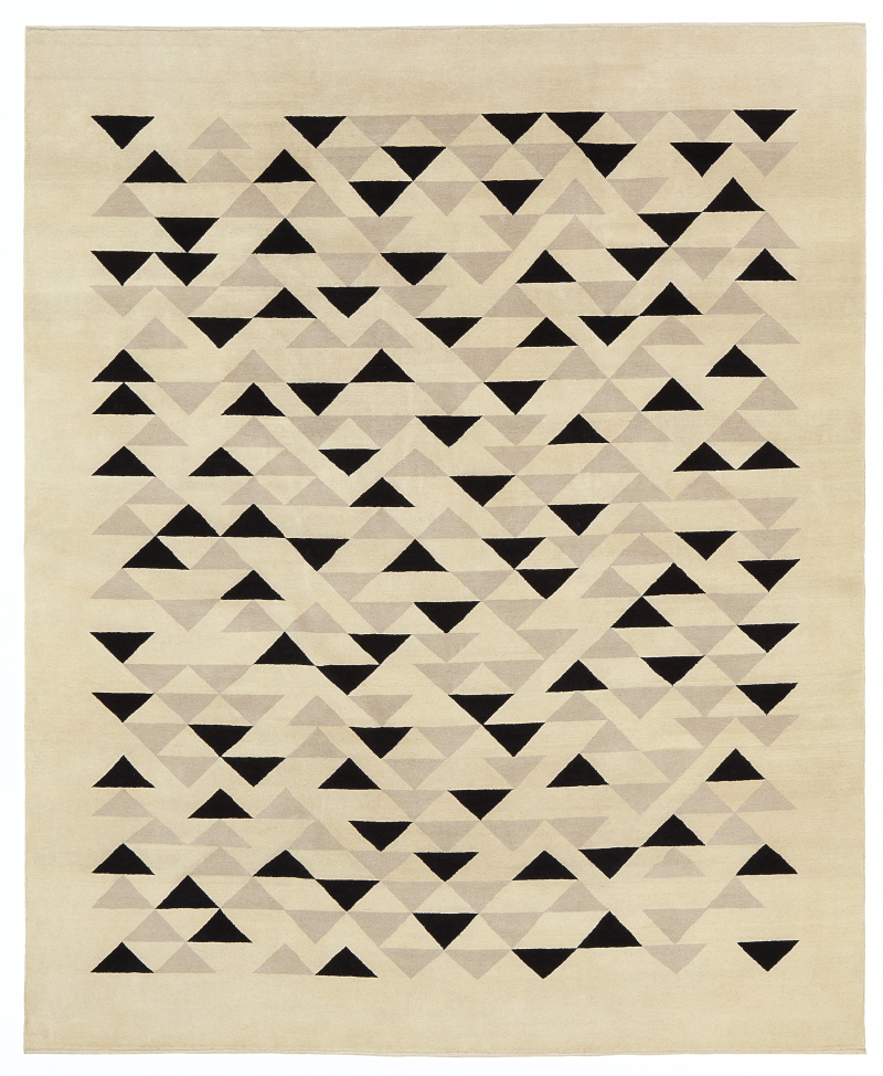 Anni Albers_drxvii knotted rug - ChristopherFarr