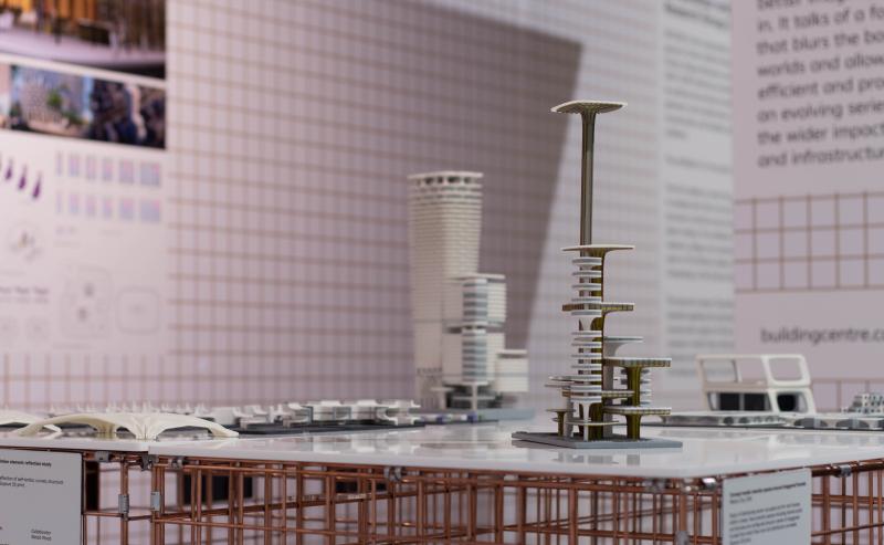 10_Concept Model_ Digital Turn_The Building Centre_-¬Chris Jackson