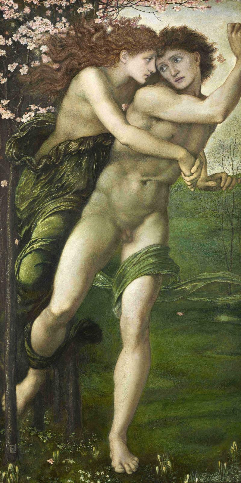 Phyllis and Demophoön X00544