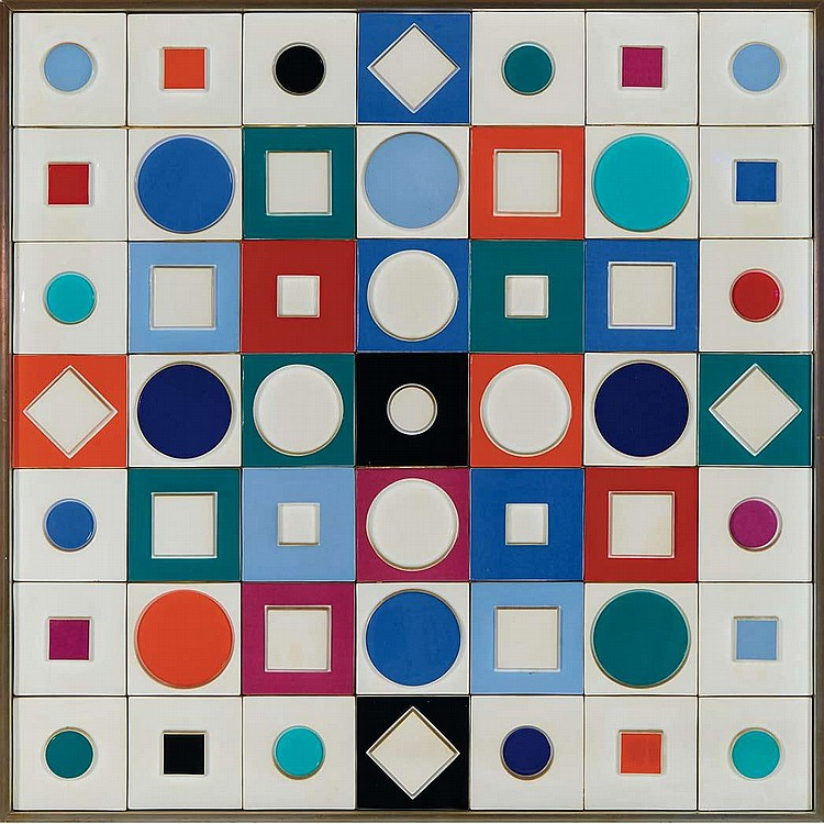 Vasarely_b_ReliefComposition