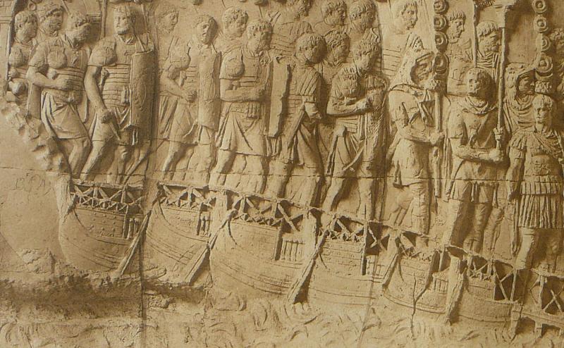 Emperor Trajan_Column