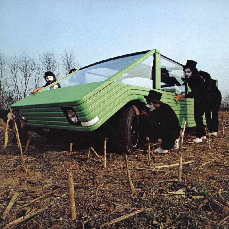 1972_'Kar a Sutra' for MoMA Museum (∏ Studio Castelli)