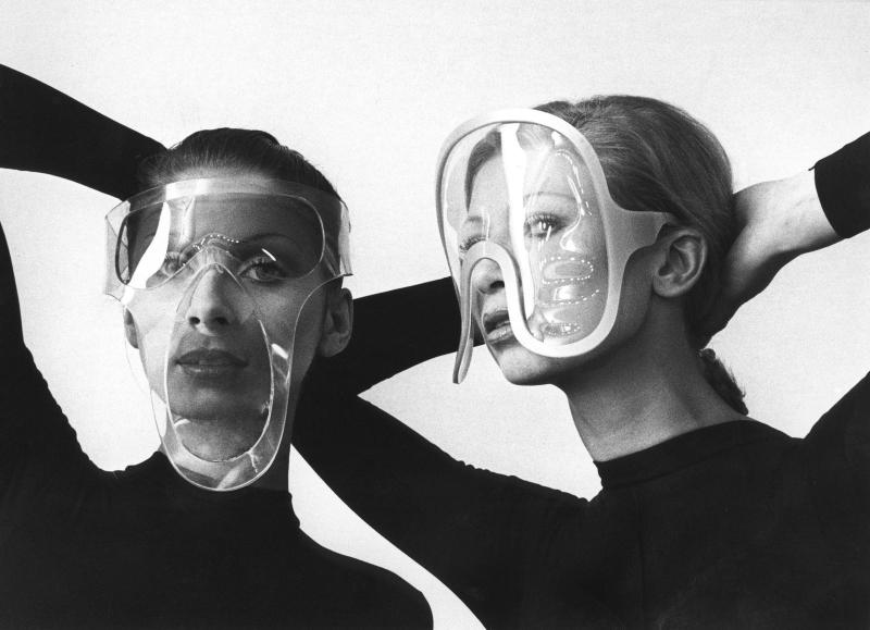 Vinyl eyewear  1970