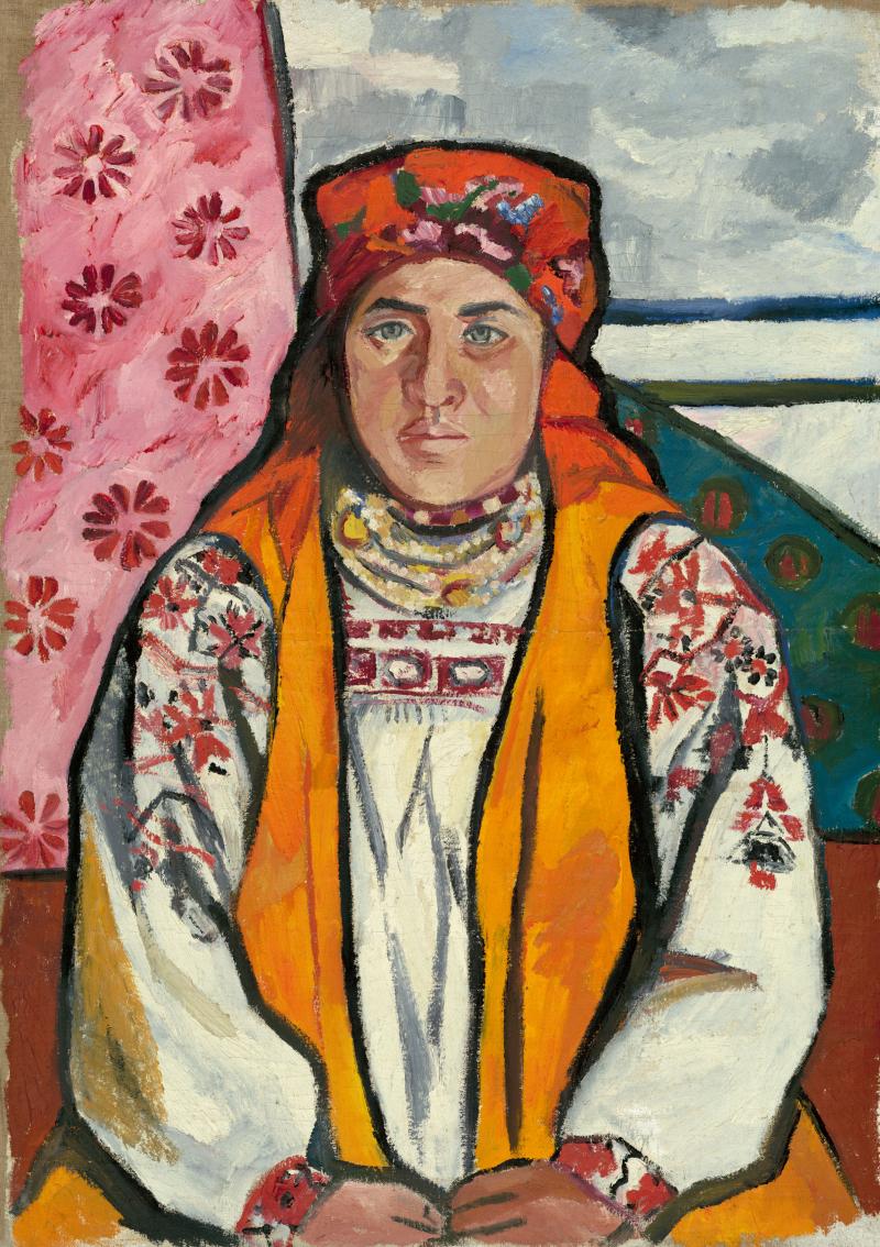 Goncharova-Peasant-Woman-from-Tula-Province-1910-X67183