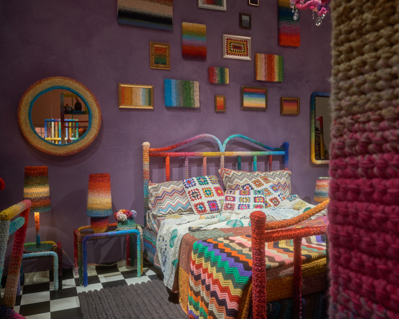 08_Installation view at Showroom Missoni_Home Sweet Home_Alessandra Roveda_ph. Christan Michele