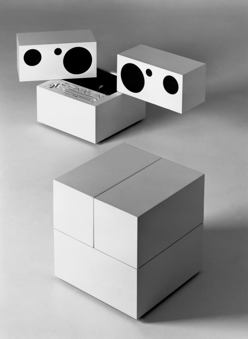 1971_'RR 130  TOTEM' for Brionvega (∏ Aldo Ballo)