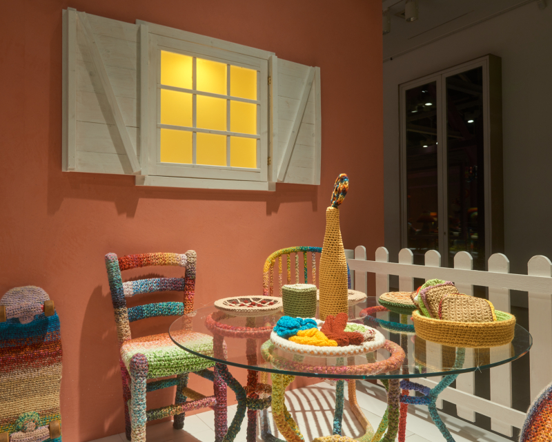 07_Installation view at Showroom Missoni_Home Sweet Home_Alessandra Roveda_ph. Christan Michele