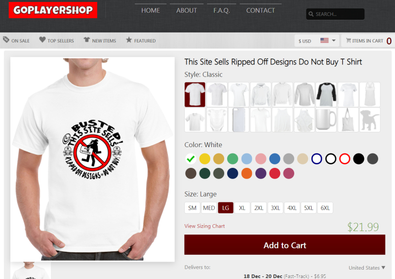 BustedTshirt