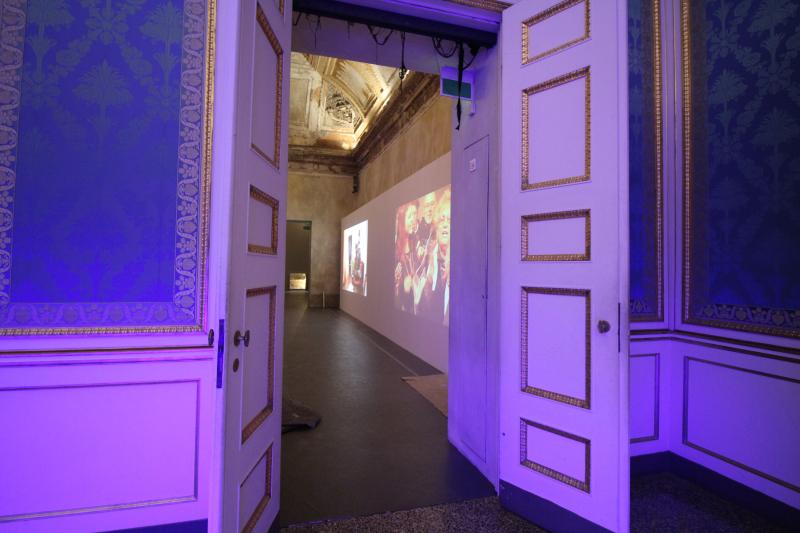 11_Exhibition view  Nanda Vigo  Palazzo Reale  Milano  2019_a