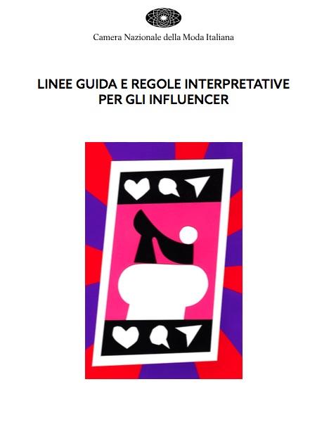 Camera-moda-linee-guida-influencer