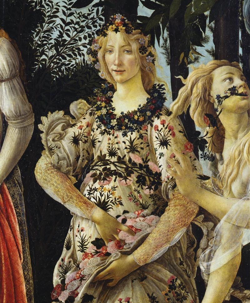 Botticelli_Primavera_b