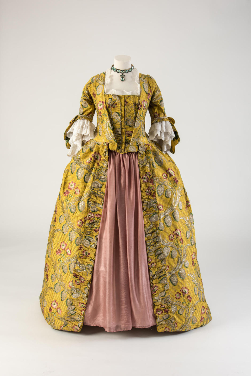 1760s Fashion Museum Bath front