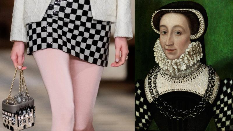 Chanel-PF21_PortraitofaLady_16th century Florentine painter