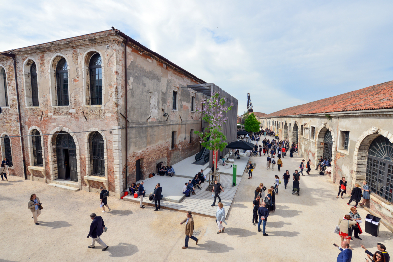 Arsenale_Photo by Andrea Avezzù - Courtesy La Biennale di Venezia HD