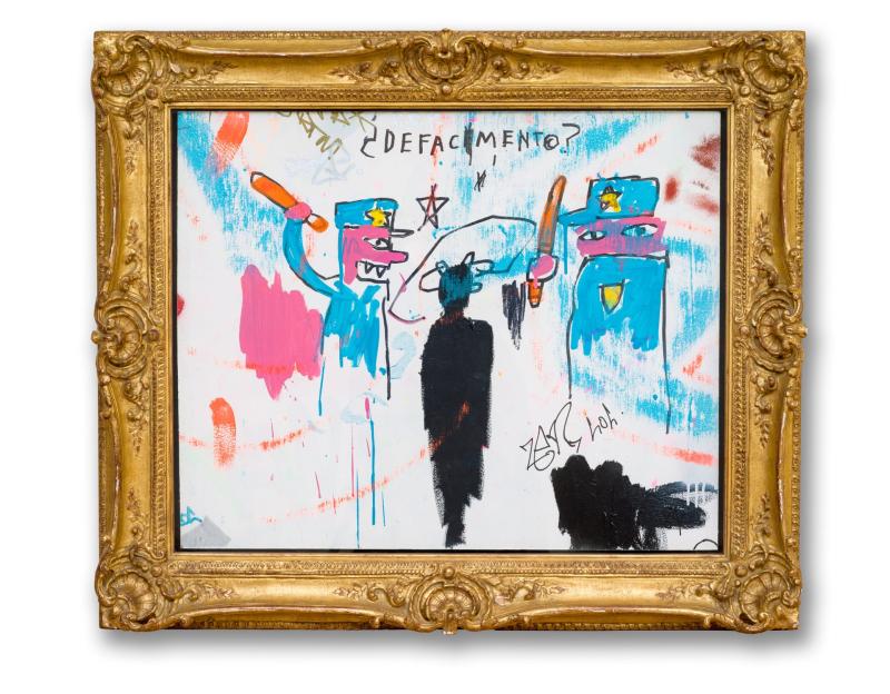 Defacement_Basquiat