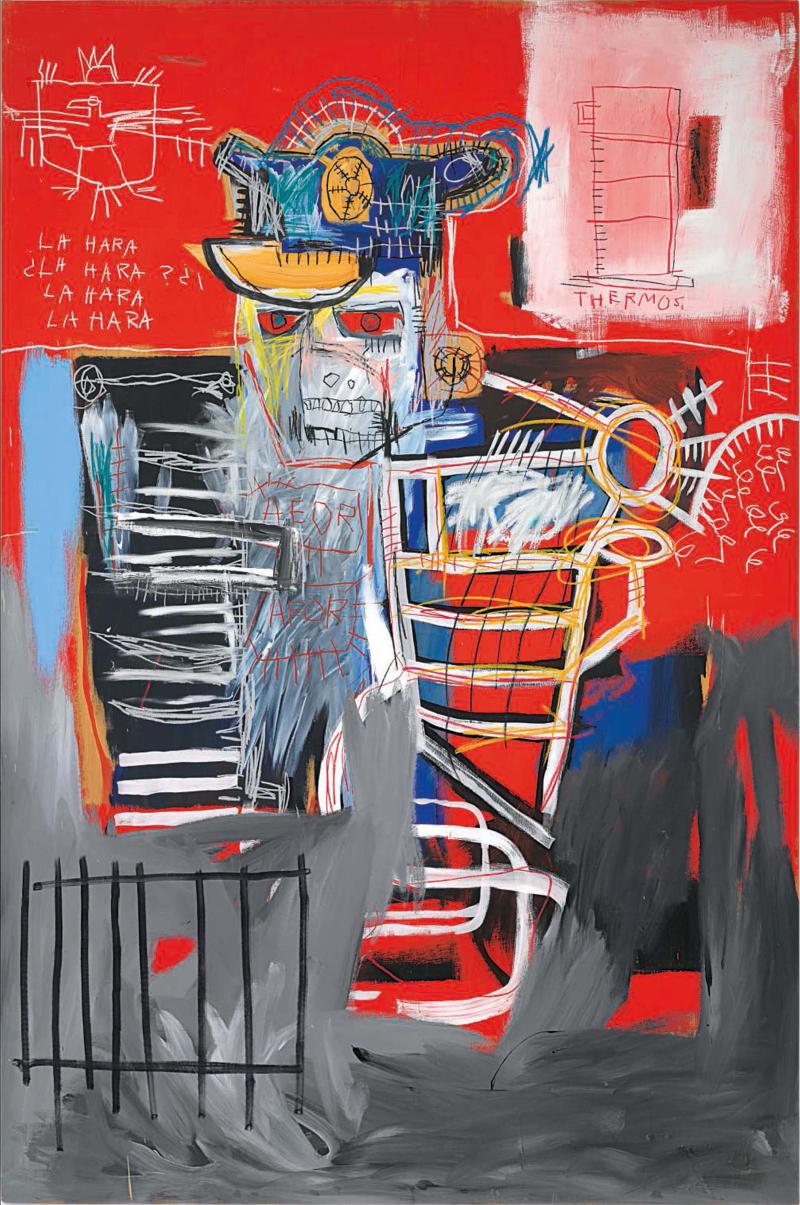 Basquiat_La_Hara