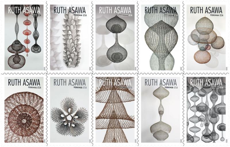 Ruth-asawa-stamps-a