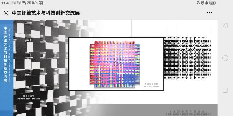 Artist_Guo Yaoxian  online exhibition display designer _ Xia Minjia