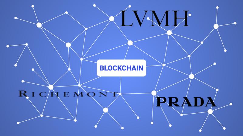 Blockchain_LVMH_Prada_Richemont