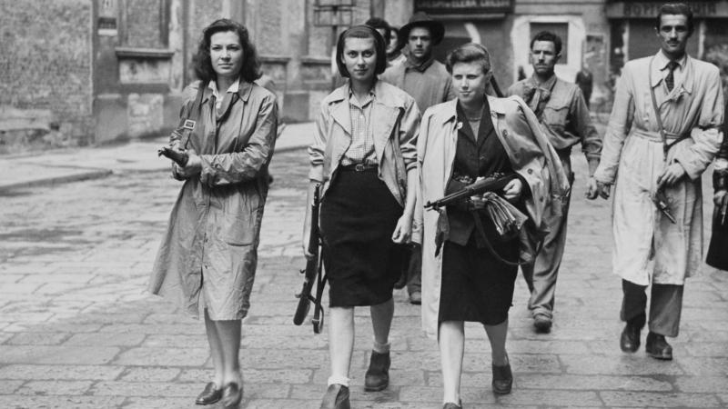 Women_Resistance_Italy