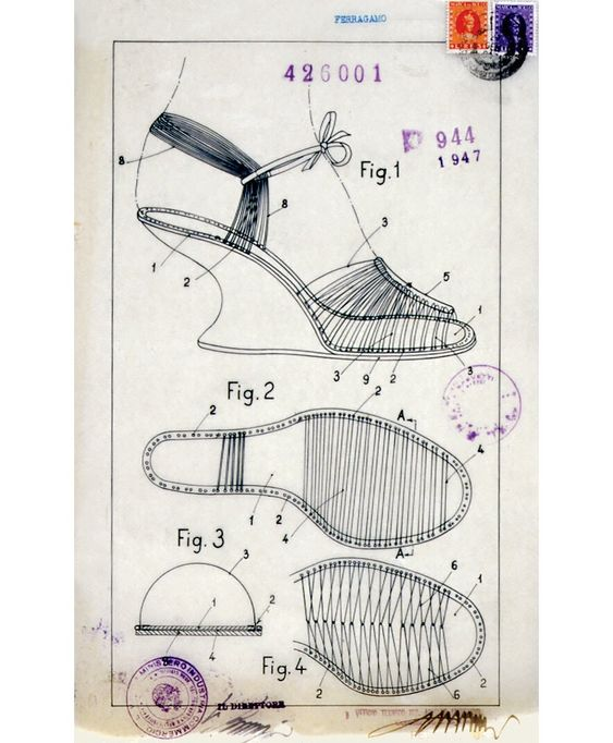 SalvatoreFerragamo_patent