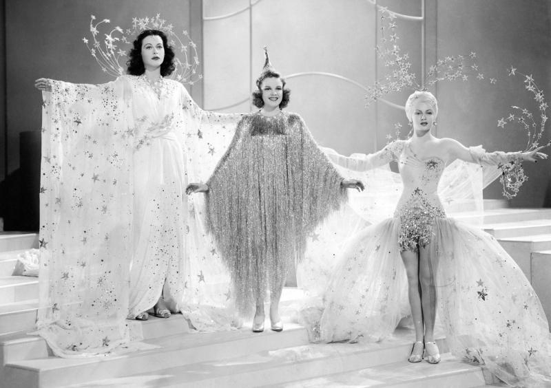 Hedy Lamarr_Judy Garland_Lana Turner