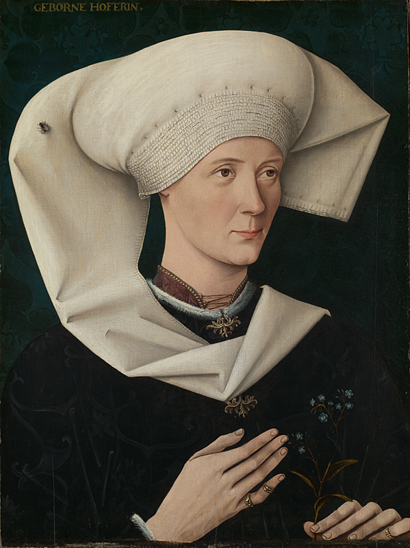 Portrait of a Woman of the Hofer Family