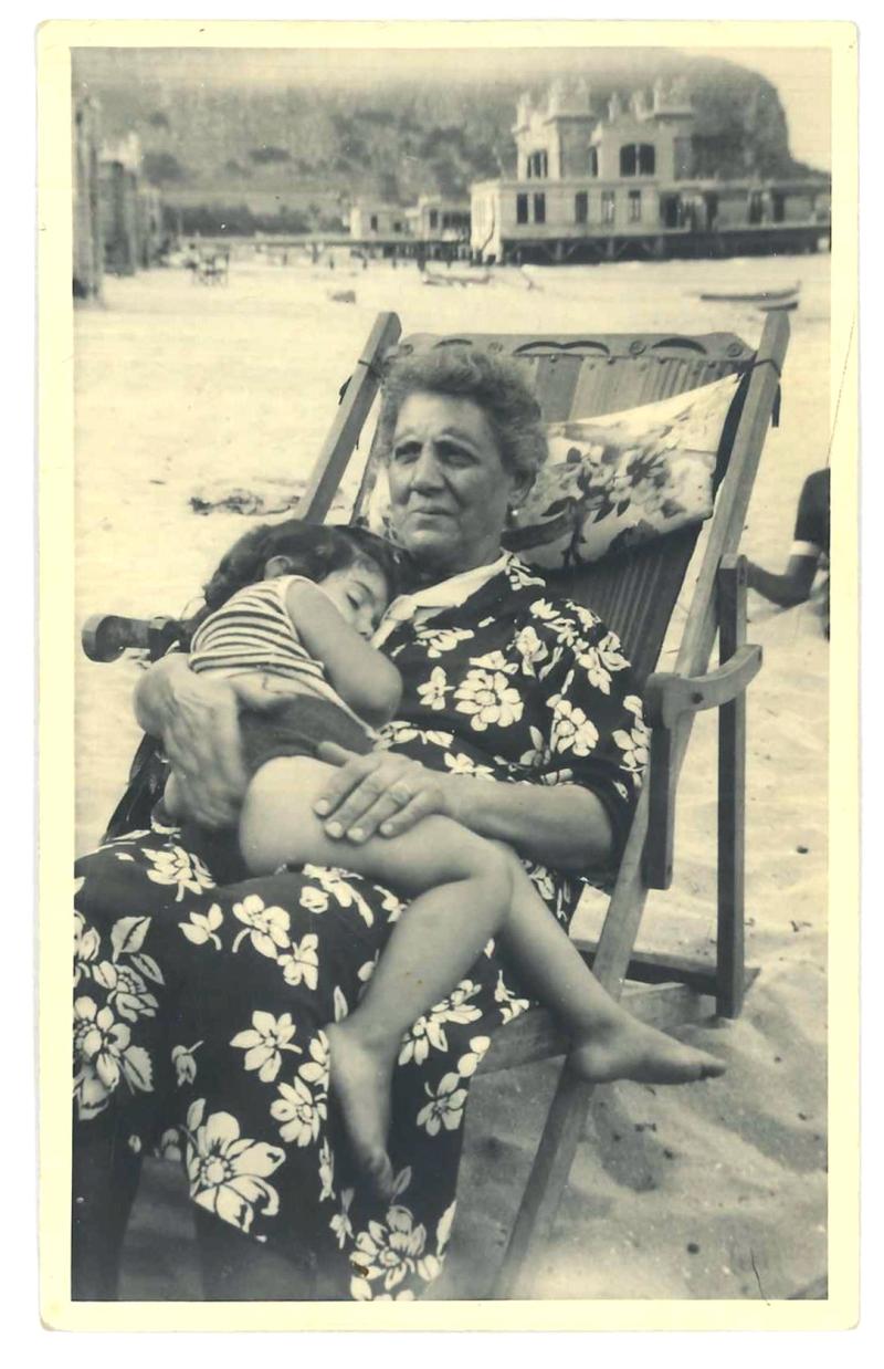 1. © Archivio Albano. Autore Anonimo. Mondello  11 settembre 1938
