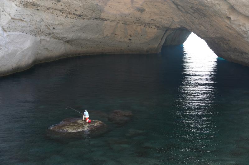 6. © Fulvio Naglieri. Isola di Milos  12 settembre 2008