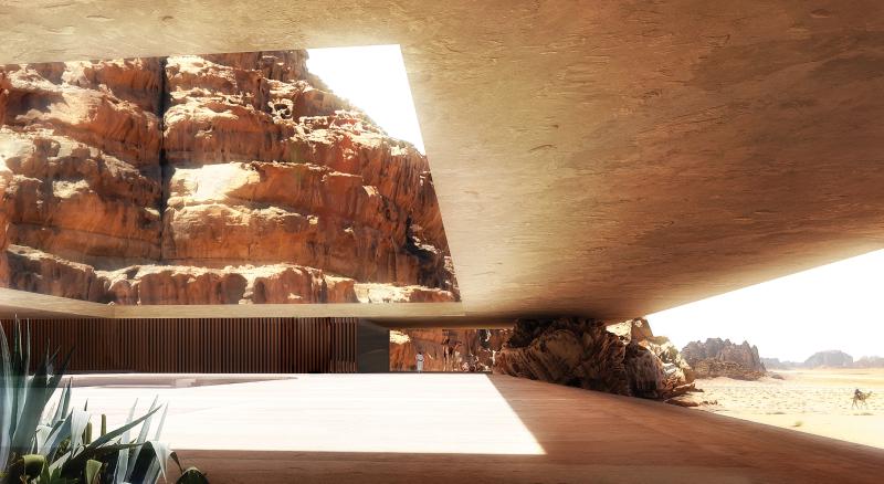 4. Oppenheim Architecture_Wadi Rum_RENDERING CREDIT Luxigon