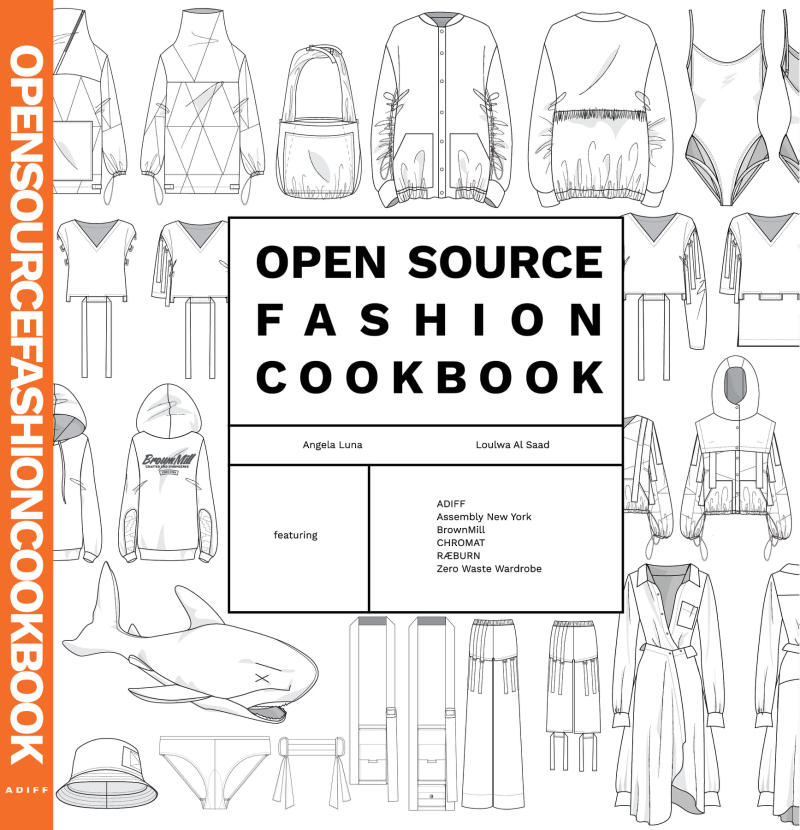 OpenSourceFashionCookbook