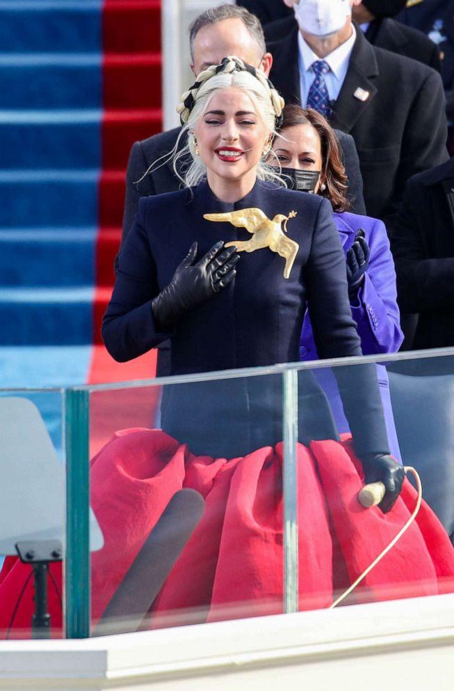 Inauguration_LadyGaga