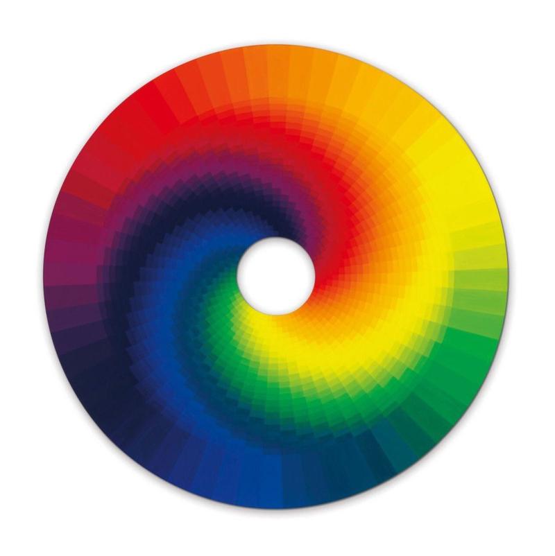 Olafur Eliasson's Colour Experiment no. 15_a