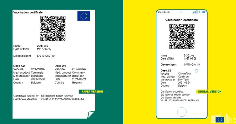 EU-Green-passports